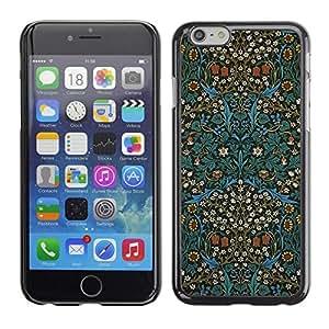 FECELL CITY // Duro Aluminio Pegatina PC Caso decorativo Funda Carcasa de Protección para Apple Iphone 6 Plus 5.5 // Culture Oriental Carpet Wallpaper