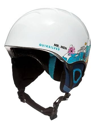 Quiksilver - Casco de Snowboard/esquí - Niños 8-16 - 54