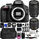 Nikon D3300 Digital SLR Camera Black (24.2MP) - Best Reviews Guide