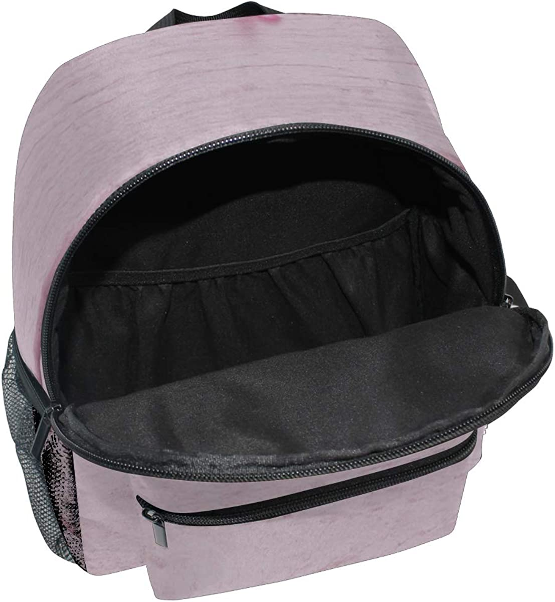 Backpack Cute Kids Backpack Apple Flowers On Pink Wooden Children Bag Toddler Backpack Bookbag School Bag