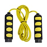 Hitop Lightweight Jump Rope for Kids with Comfort Handle, Children Skipping Rope for Exercise, Crossfit, Boxing, Workout and Fitness, Best Toys Gifts for Boys and Girls Age 5 to 10 Year Old