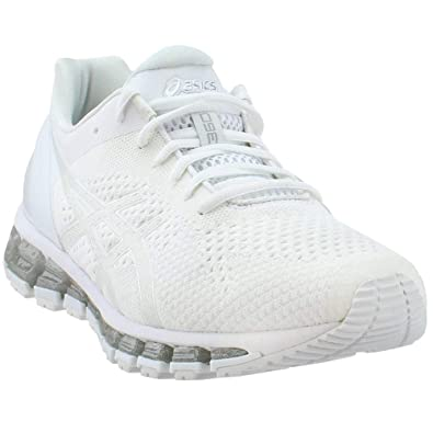 huge selection of 98115 dc3f7 ASICS Men's Gel-Quantum 360 Knit White/Snow/Silver 15 D US
