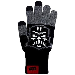STAR WARS Smartphone corresponding Gloves Darth Vader SWAP217
