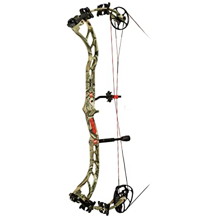 Amazon com : PSE Bow Madness Right Hand 3G Bow, 30-Pound