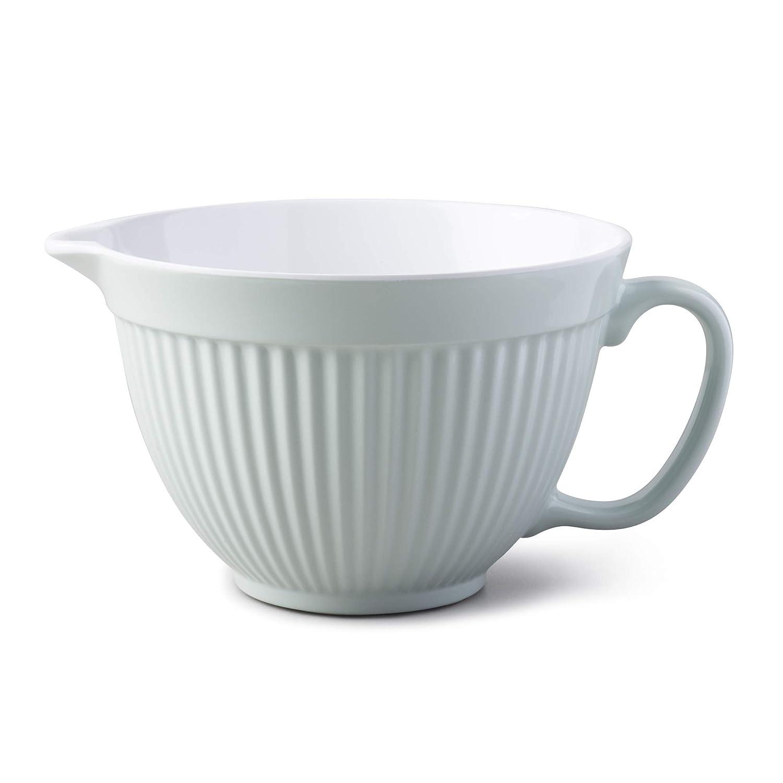 Zeal G208G - Jarra para mezclar tazas, color verde