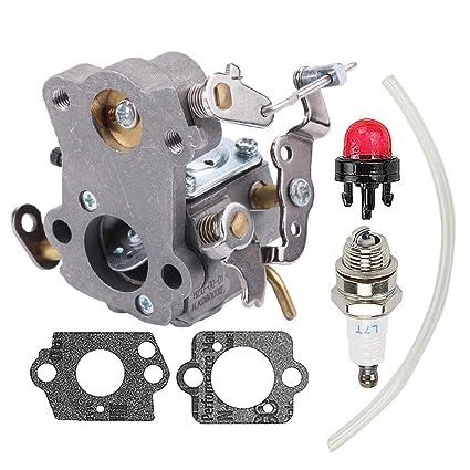Amazon.com: Trustsheer C1M-W26 Carburetor Fit McCulloch ...
