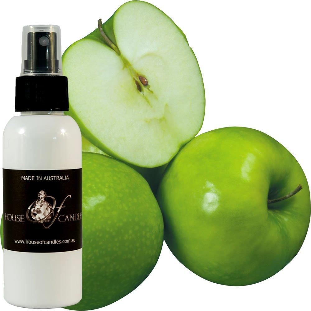 Green Apples Car Air Freshener Spray/Deodoriser Mist XSTRONG 50ml/1.7oz Vegan & Cruelty Free House Of Candles