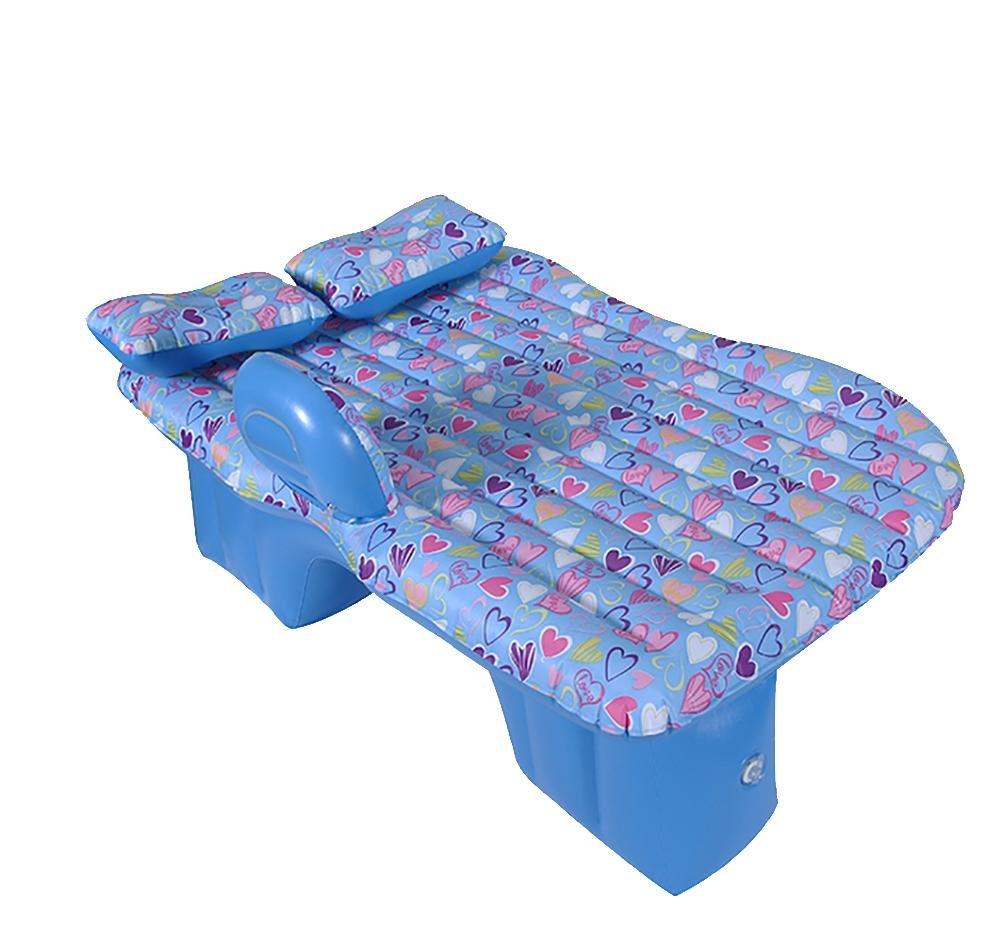 Lameila Auto Reise aufblasbare Matratze Air Bett Kissen Camping Universal SUV erweiterte Air Couch für Schlaf Rest mit zwei Luftkissen