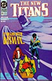 The New Titans #65 Dejavu