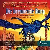 Die brennende Burg (Die Ritter der Elfenkönigin 3)   Peter Gotthardt