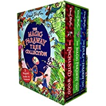 Enid Blyton The Magic Faraway Tree Collection 3 Books Box Set