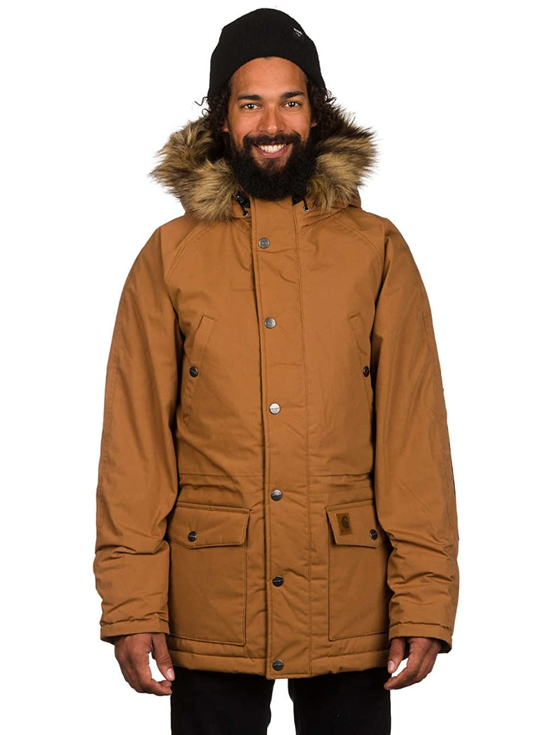 Jacket Men Carhartt Parka Jacket