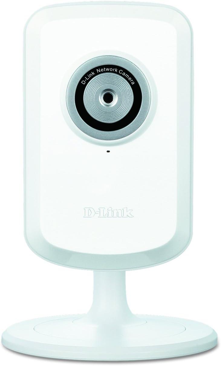 D-Link DCS-930L/E - Cámara de vigilancia (micrófono, WiFi ...