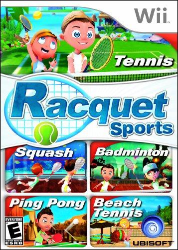 Racquet Sports - Nintendo Wii - Sports Beach Wii Big