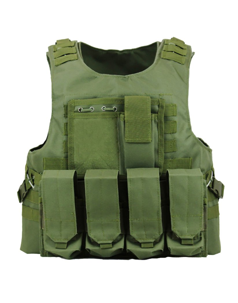 ThreeH Tactical Vests Military Training Hunting Gaming Vest Paintball Equipment for Adults Army Fans SA0303A