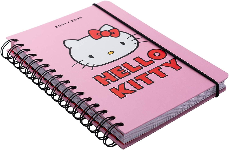 Hello Kitty Ringbuch Kalender 2022