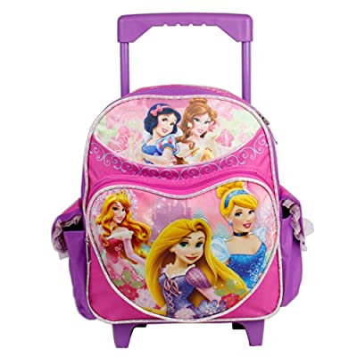 """Mini Rolling Backpack - Disney - Princess - Lovely and Sweet 10"""""""