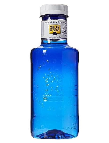 Caja X20 Botella Agua Solan De Cabras Pet 500Ml