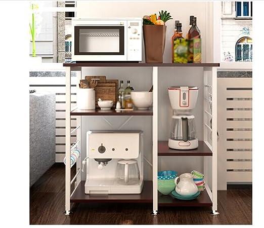 Muebles de cocina Cocina Horno de microondas Establecer el ...