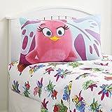 Angry Birds Girl's 4 Piece Bedding Set Comforter