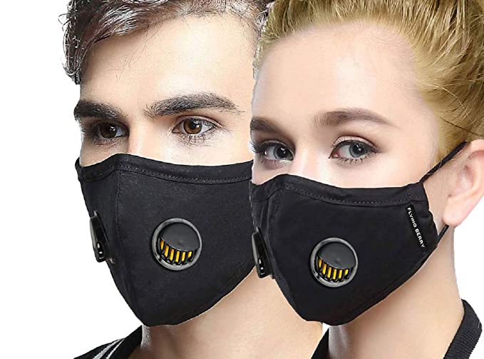 Flying Berry N99 Comfortable Anti Pollution Face Mask   Breathing ...