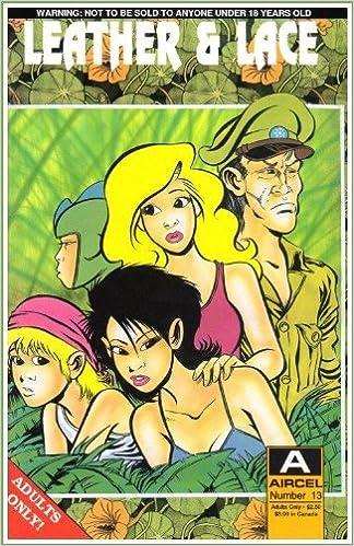 Comic story Adult