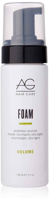 AG Hair Volume Foam Weightless Volumizer, 5 Fl Oz