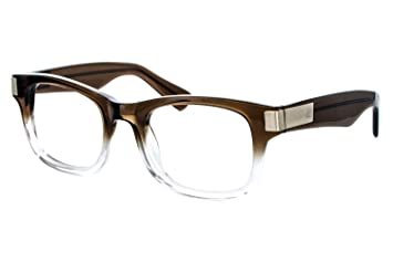 31 phillip lim yazz mens eyeglass frames brown gradient