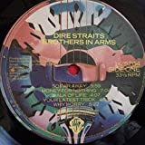 DIRE STRAITS Brothers In Arms LP Vinyl VG++ Cover VG++ 1985 WB 25264
