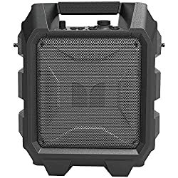 Monster Rrmini Rockin' Roller Mini Fm Radio Bluetooth Wireless Speaker