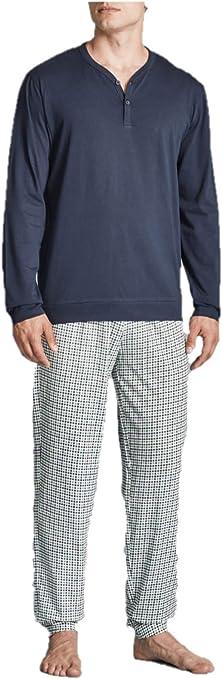 U101ND RAGNO Pigiama Uomo Manica Corta Pantalone Corto Puro Cotone Art