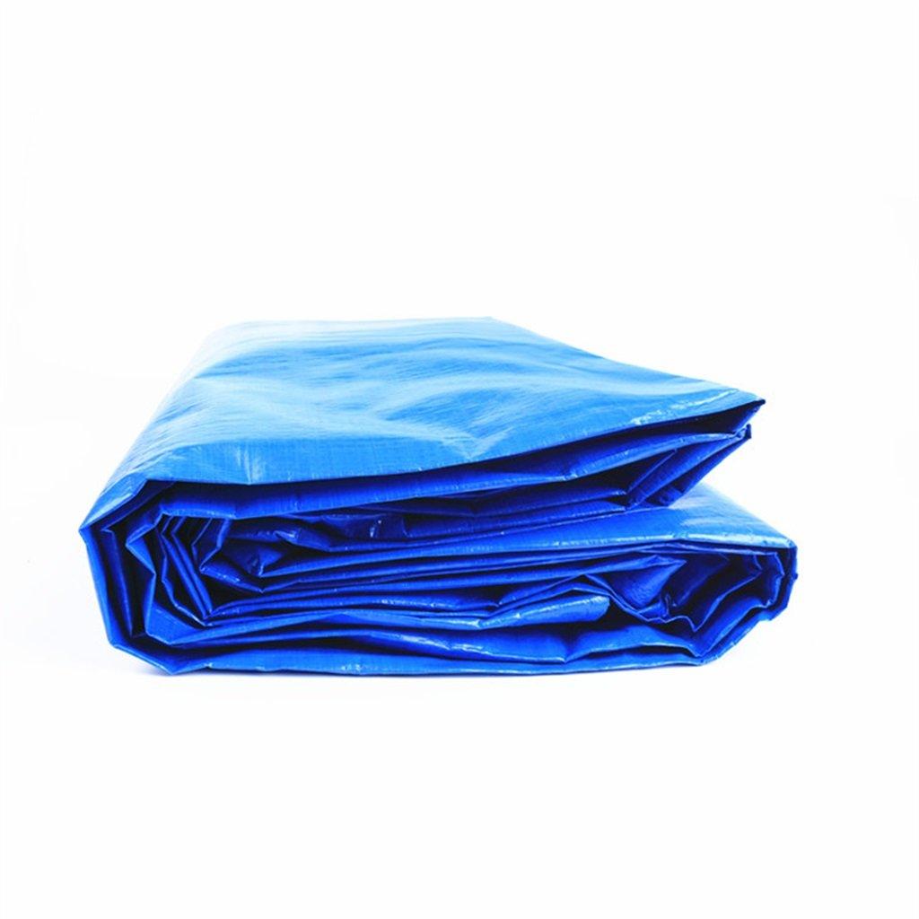 AJZXHE LKW-Regenwasserschutzplanenladung LKW-Regenwasserschutzplanenladung LKW-Regenwasserschutzplanenladung staubdicht windundurchlässiger Hallenstoff, Blau  Orange -Plane B07JBSWXH1 Abspannseile Nutzen Sie Materialien voll aus 841274