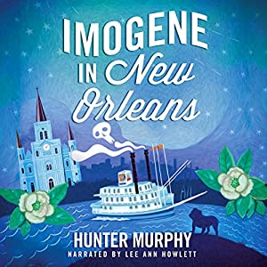 Imogene in New Orleans Audiobook