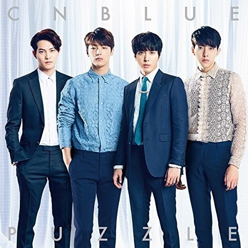 CD : CNBLUE - Puzzle (Japan - Import)