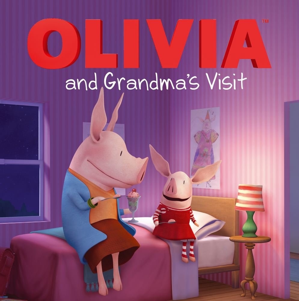 Download OLIVIA and Grandma's Visit (Olivia TV Tie-in) pdf epub