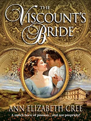 book cover of The Viscount\'s Bride