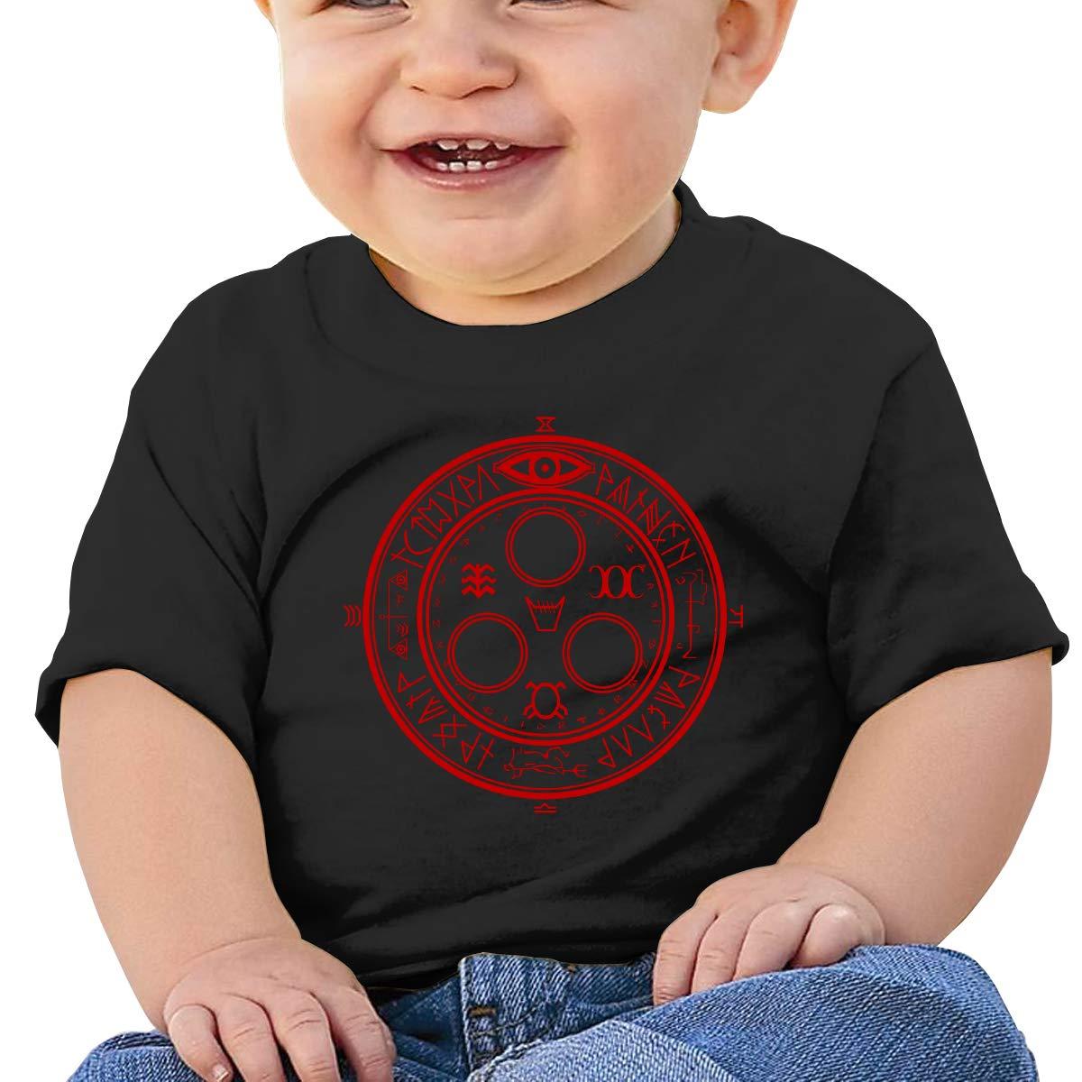 Baby Halo of The Sun-Silent Short Sleeve Shirt Toddler Tee