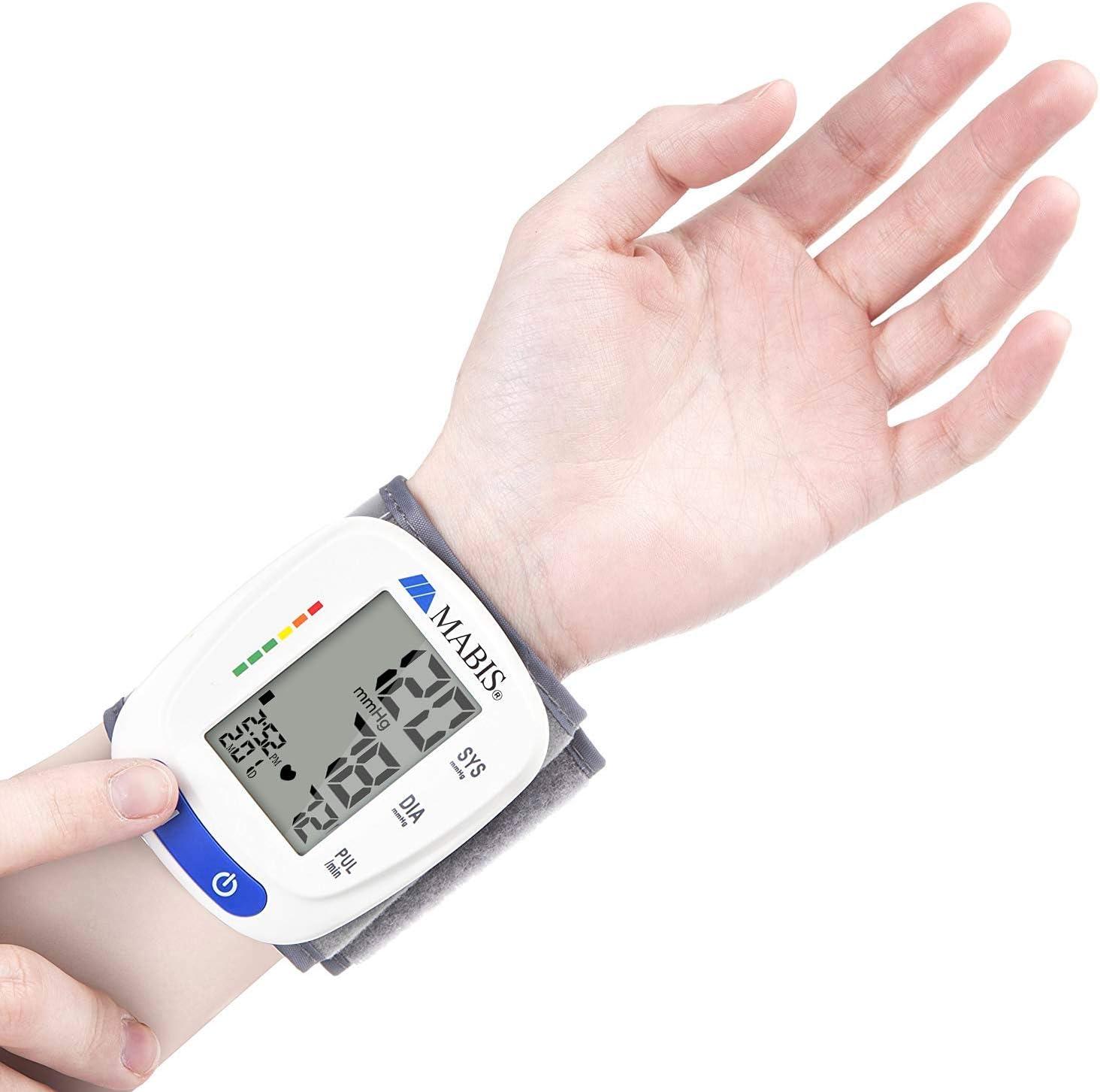 Amazon.com: Muñequera con monitor de presión arterial, 04 ...