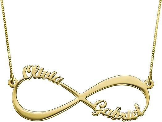 Engraveable Heart Pendant Charm Custom Name Disc Love 14K Yellow Gold