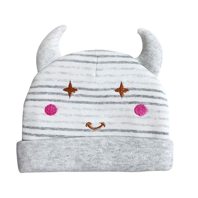 Huhu833 Baby Hüte, Neugeborene Junge Mädchen Baumwolle häkeln Beanie ...