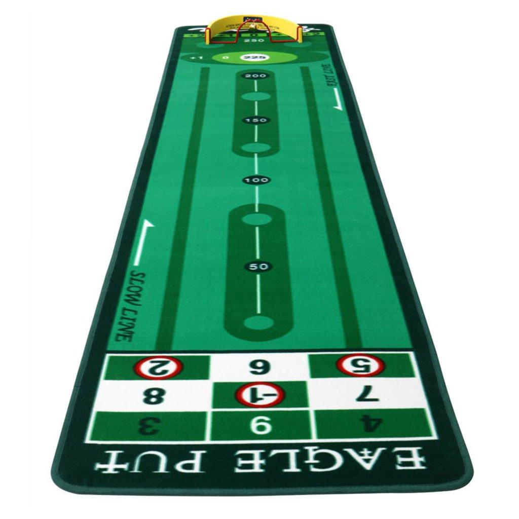 インドアゴルフパッティング練習 オフィス ホーム ゴルフパッティング グリーン アシスト 練習用ブランケット 30 * 300cm グリーン 30*300cm グリーン B07H4KZVHJ