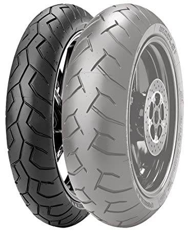 Amazon.com: Pirelli Diablo Front Tire - 120/70ZR-17/--: Automotive