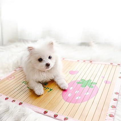 XULO Cama De Enfriamiento para Perros Alfombra De Mascotas Alfombra De Verano para Perro (Esterilla
