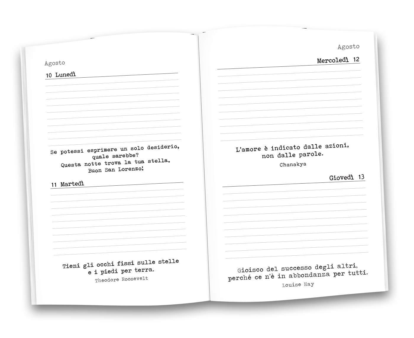 My Life - Agenda Geniale 2020: Amazon.es: Oficina y papelería