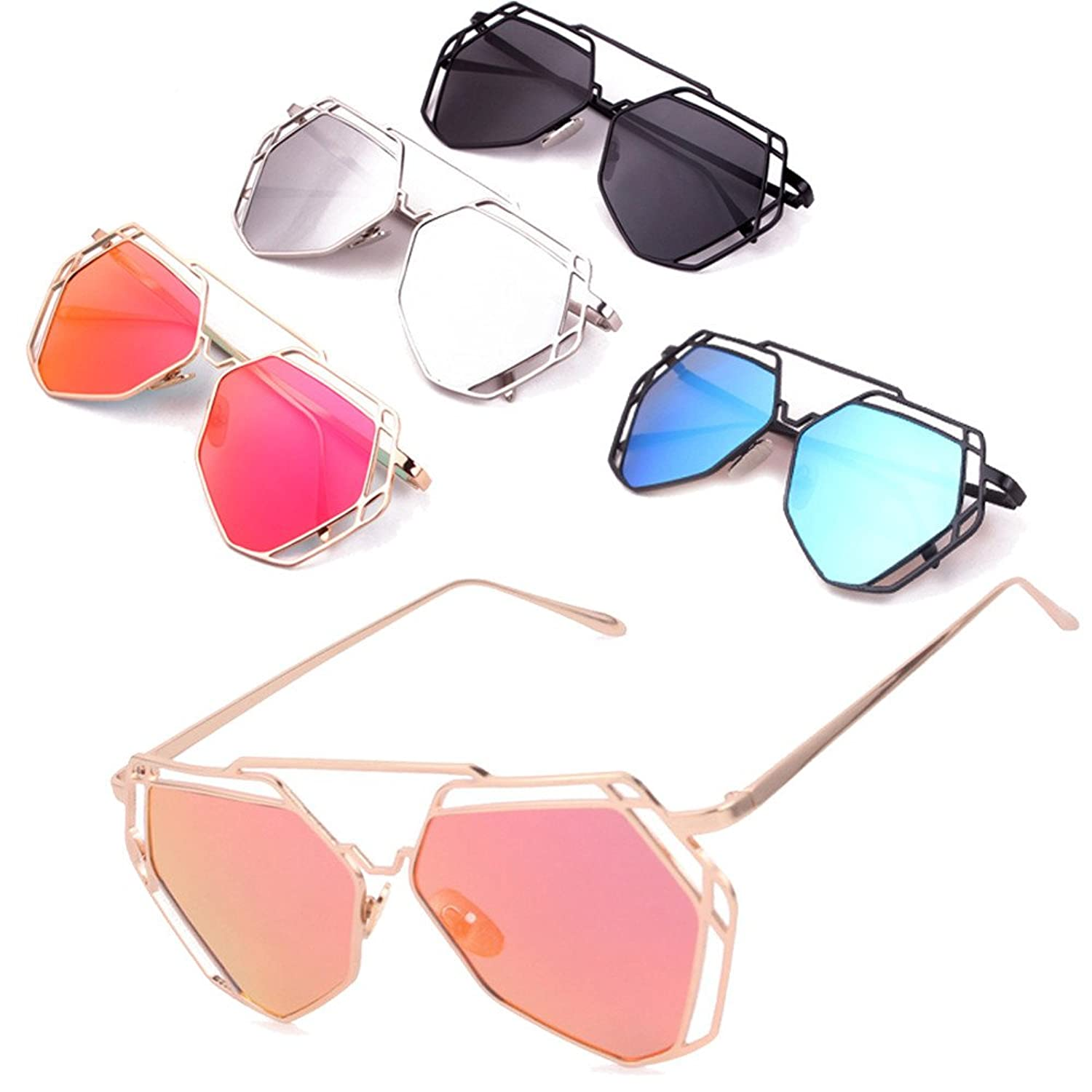 Grab Cat Eye Sunglasses for $5...