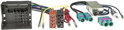 Tomzz Audio 7057 003 Radio Adapter Kabel Kompatibel Mit Elektronik