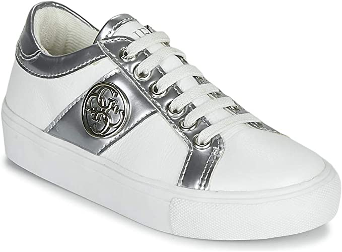 Guess Jewel Trainers Filles White
