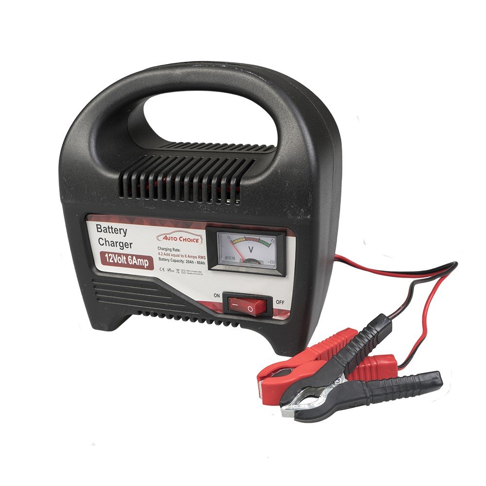 XtremeAuto Unviversal Electrical Car or Van Battery Charger Pack (12 Amp) XtremeAuto®