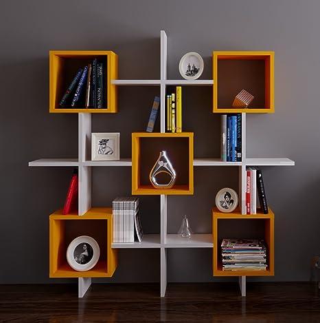 ROYAL Libreria - Mensola Libreria - Scaffale per libri - Scaffale ...
