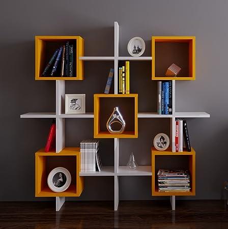 Mensole Per Libri Design.Royal Libreria Mensola Libreria Scaffale Per Libri Scaffale